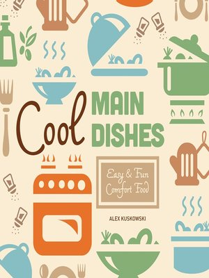 cover image of Cool Main Dishes